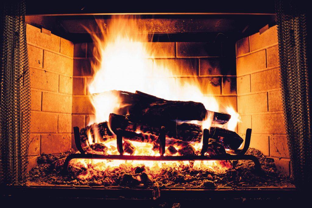 bois de cheminée